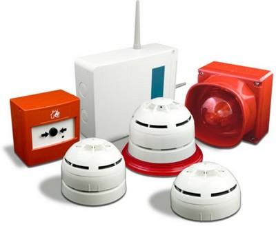 Alarme de incêndio sp