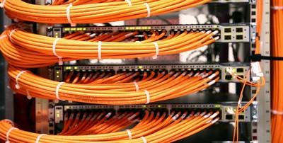 Cabeamento estruturado de fibra óptica