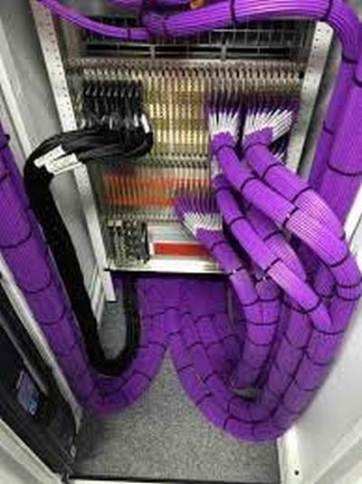 Cabeamento estruturado telefonia