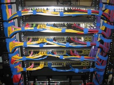 Cabeamento de redes estruturadas