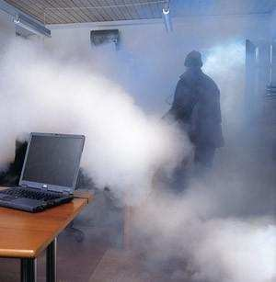 Empresa de gerador de neblina