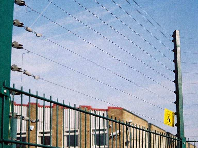 Empresa que instala cerca elétrica