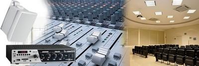 Empresa de sonorização de ambientes