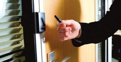 Fechadura para controle de acesso