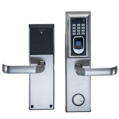 Fechadura eletrônica biométrica