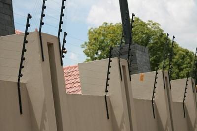 Instalação de cerca elétrica sp