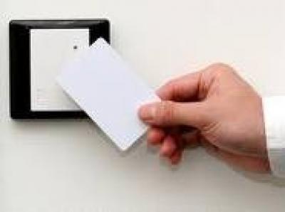 Leitor de cartão de proximidade rfid