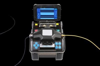 Serviço fusão fibra óptica