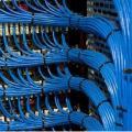 Cabeamento estruturado fibra