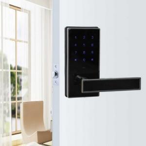 Fechadura biométrica com controle remoto