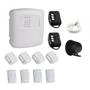 Sensor de alarme residencial